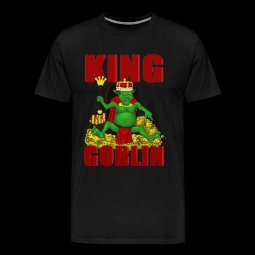 King Goblin - Men's Premium T-Shirt