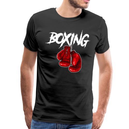T-Shirt Boxing - Männer Premium T-Shirt