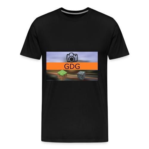 Shirt GDG - Mannen Premium T-shirt