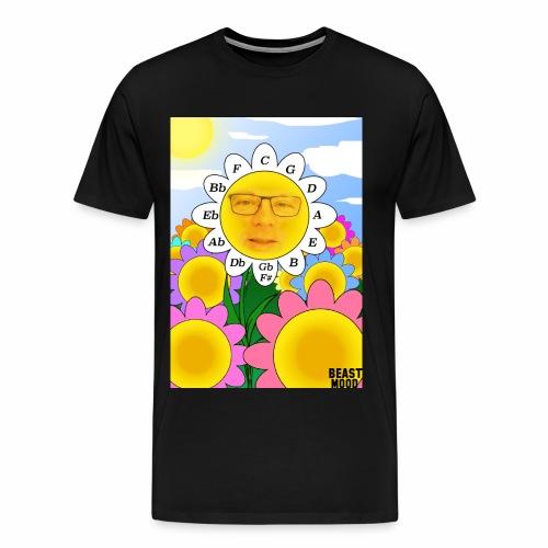 BLomman beast - Premium-T-shirt herr