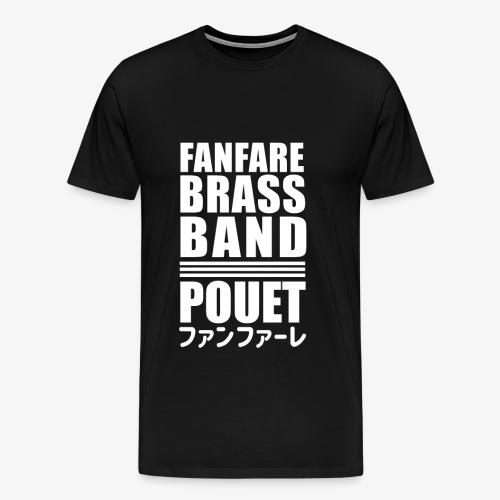 Fanfare Brass Band - T-shirt Premium Homme