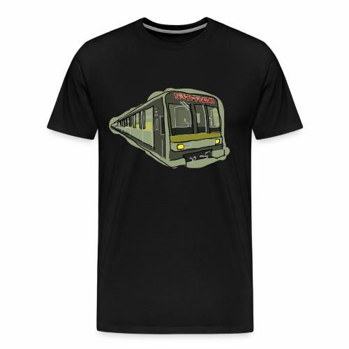 Urban convoy - Maglietta Premium da uomo