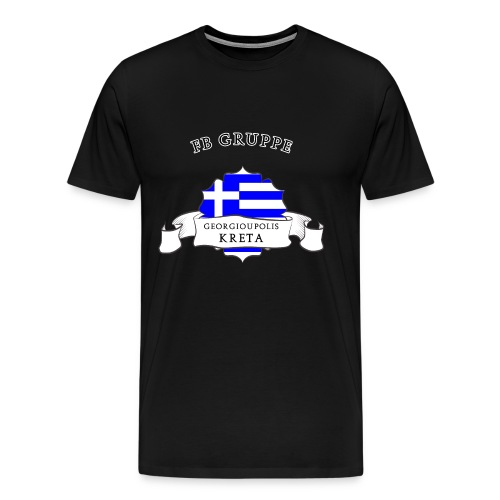 Georgioupolis/Kreta Motiv 2 - Männer Premium T-Shirt