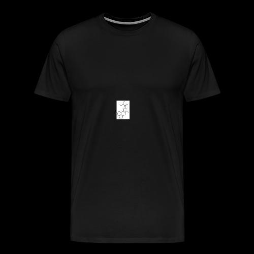 Lysergic acid diethylamide - Men's Premium T-Shirt