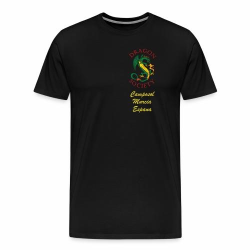 DSI Camposol 1 Yellow - Men's Premium T-Shirt