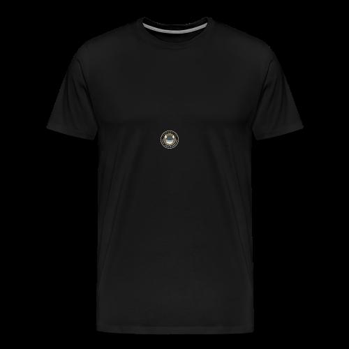 Tårnby FF logo - Herre premium T-shirt