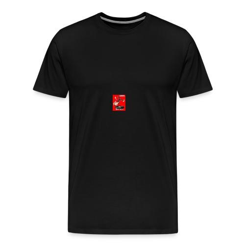 Tylko muzyka - Koszulka męska Premium