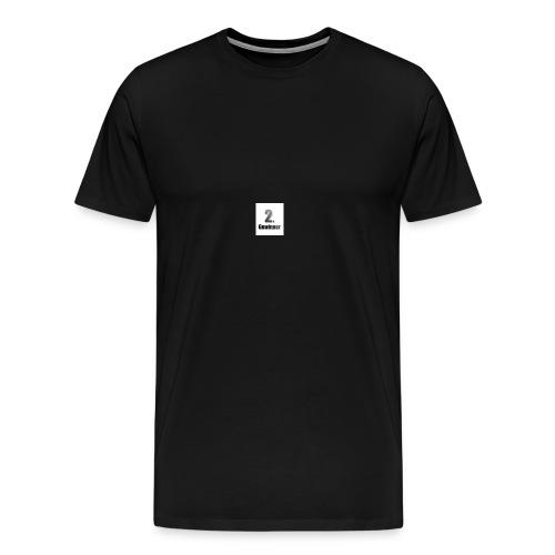 2.gewinner - Männer Premium T-Shirt
