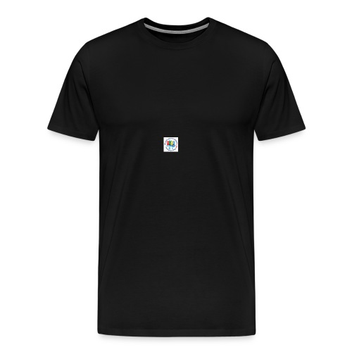 UK cold water swimming championships - Men's Premium T-Shirt