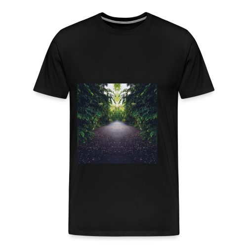 Natura - Maglietta Premium da uomo