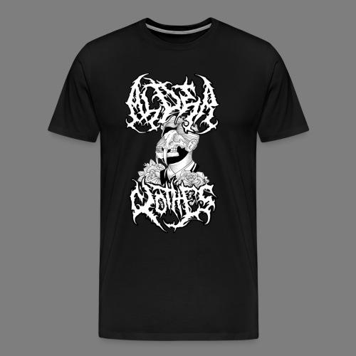 DEATH KALLOMIÄS - Miesten premium t-paita
