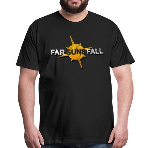 Far Suns Fall Logo - Men's Premium T-Shirt