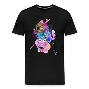 Tête de mort - T-shirt Premium Homme