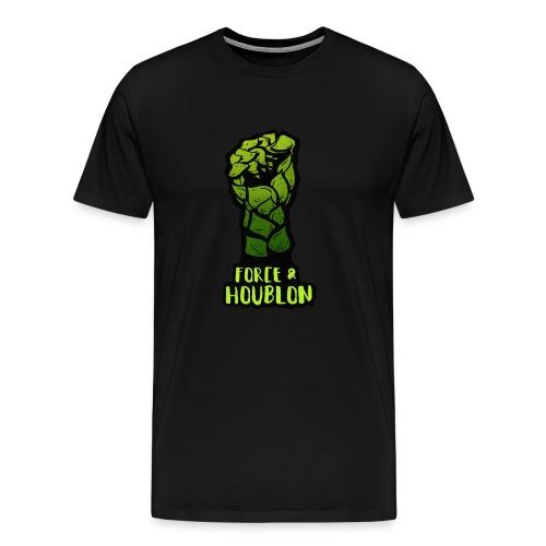 Force et houblon (Officiel) - T-shirt Premium Homme