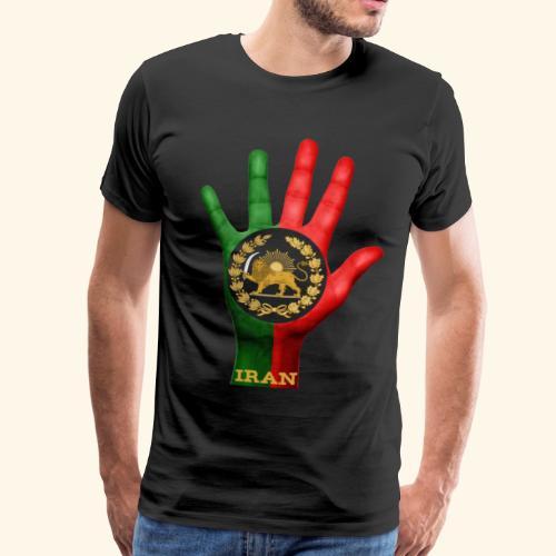 shir khorshid - Männer Premium T-Shirt