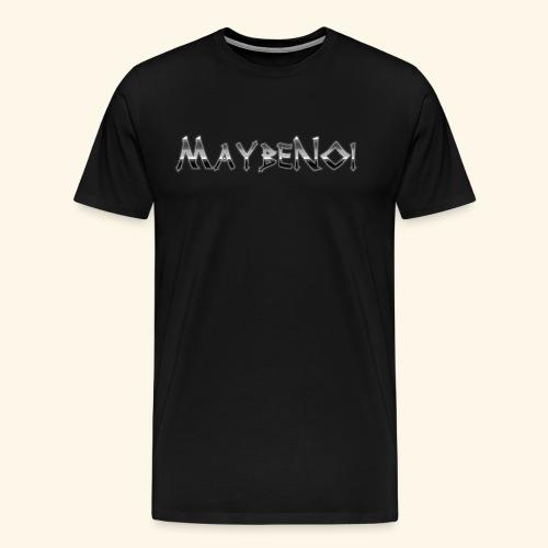 Stone Logo - Männer Premium T-Shirt