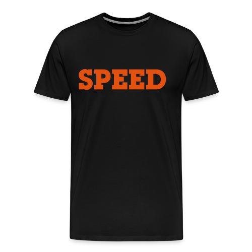 speed - Männer Premium T-Shirt