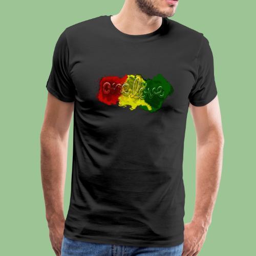 One Love - Jamaica Team Shirt - Männer Premium T-Shirt