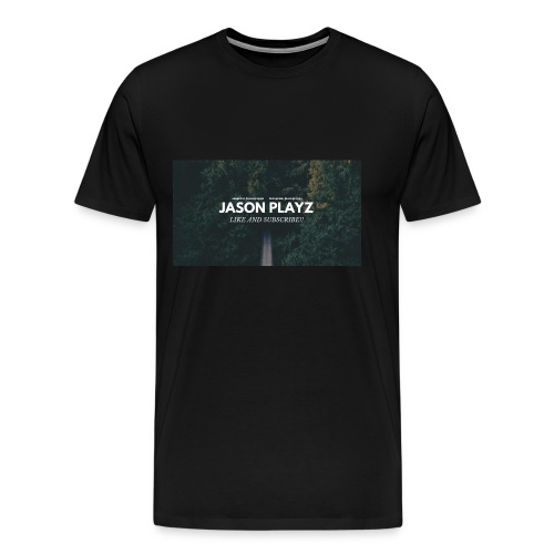 Jason Playz - Men's Premium T-Shirt