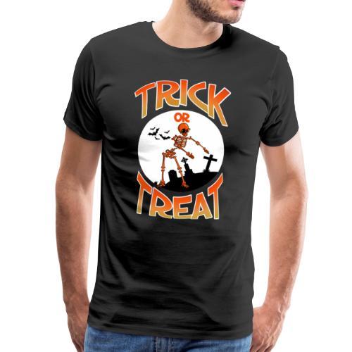 Trick or Treat - Männer Premium T-Shirt