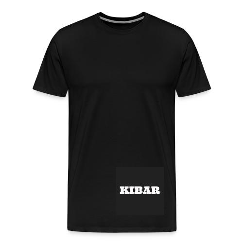 KIBAR - Herre premium T-shirt