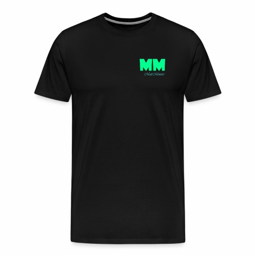 MattMonster Signature logo - Men's Premium T-Shirt