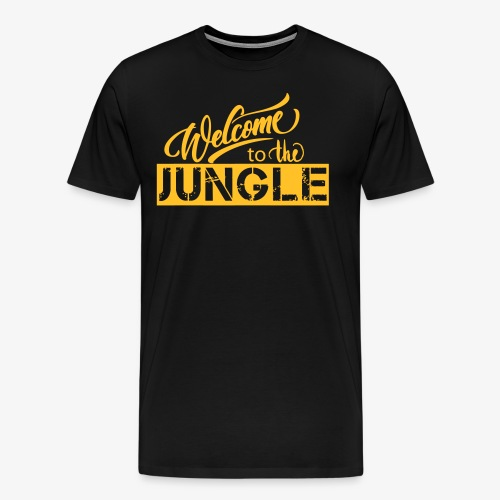 welcome to the jungle - T-shirt Premium Homme