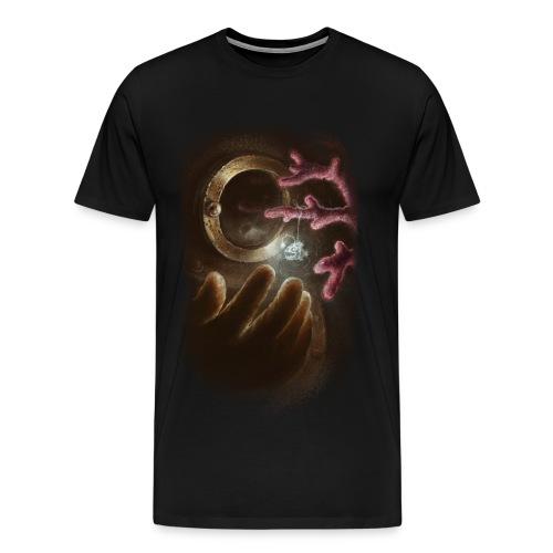 TEST-INKegerge - Koszulka męska Premium