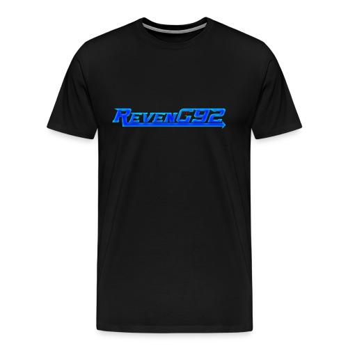 RevenG92 logo - Mannen Premium T-shirt