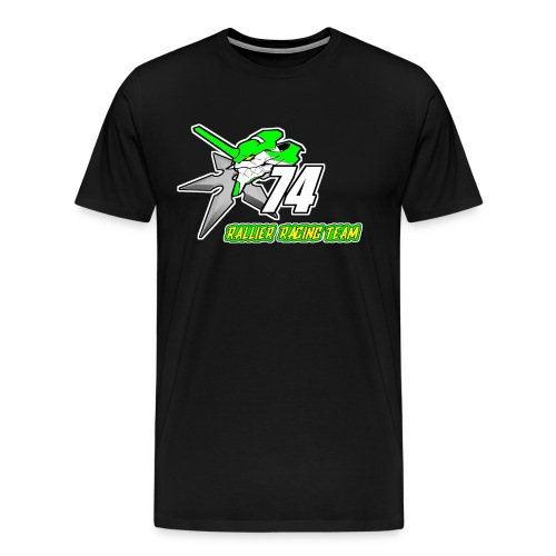 Rallier Racing Team - T-shirt Premium Homme