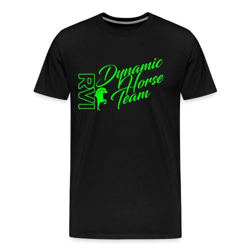 Dynamic Horse Team - Männer Premium T-Shirt