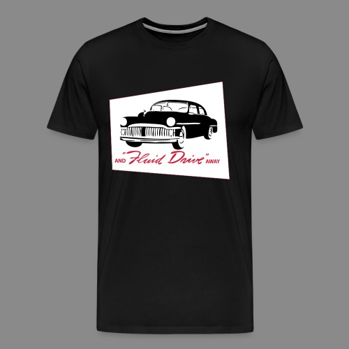 1949 DeSoto Fluid Drive - Premium-T-shirt herr
