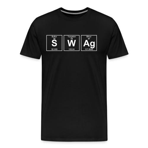Periodensystem SWAG - Männer Premium T-Shirt