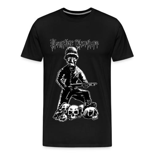 zombie army - Männer Premium T-Shirt