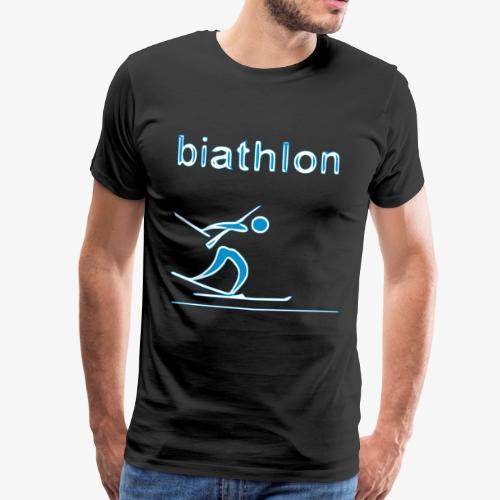 biathlon Winter Games 2reborn - Männer Premium T-Shirt