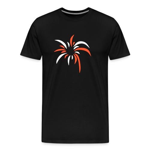 PyroPaco Explosions Logo - Männer Premium T-Shirt