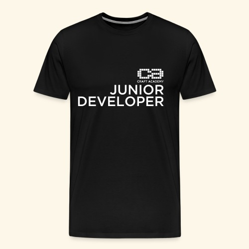 Junior Developer - Men's Premium T-Shirt