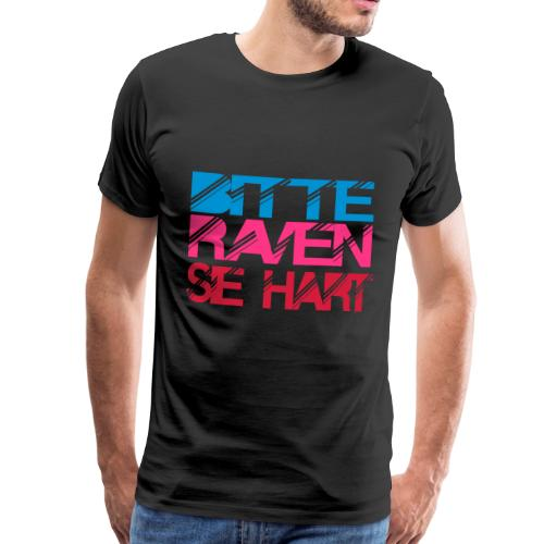 bitte raven - Men's Premium T-Shirt