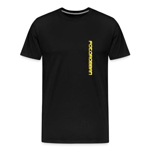 FOTOROBBAN - Premium-T-shirt herr