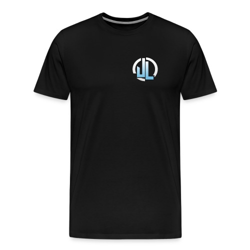The JL Logo - Men's Premium T-Shirt