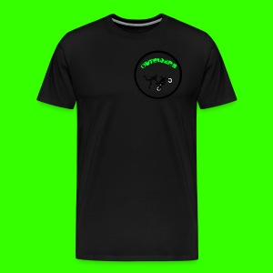 OUTRIDERS LOGO SIMPLE - Männer Premium T-Shirt