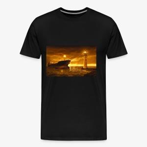 Puerto - Camiseta premium hombre
