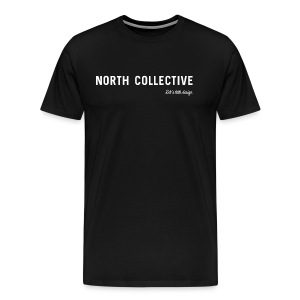 North Collective, Let's Talk Design - Mannen Premium T-shirt