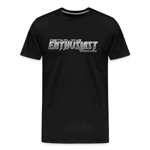 Detailing WHITE - Männer Premium T-Shirt