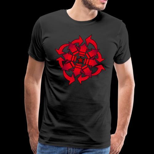 Chaos sphere - Men's Premium T-Shirt