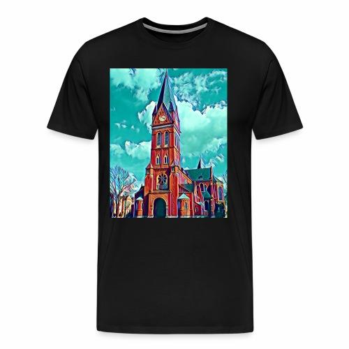Unser Dom - mint edition - Männer Premium T-Shirt