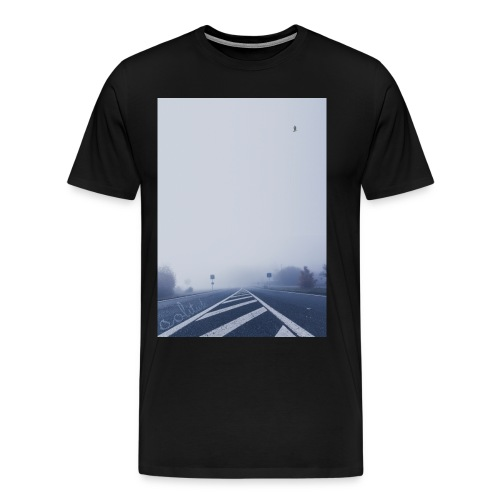 SolitudeFour - Men's Premium T-Shirt