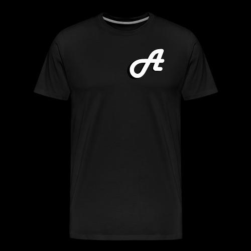 Ein Logo - Männer Premium T-Shirt