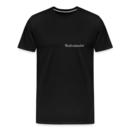 Individualist 01 - Männer Premium T-Shirt