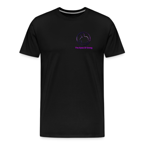 Galaxy Logo - Men's Premium T-Shirt